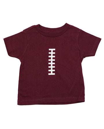 Football Maroon Shirt