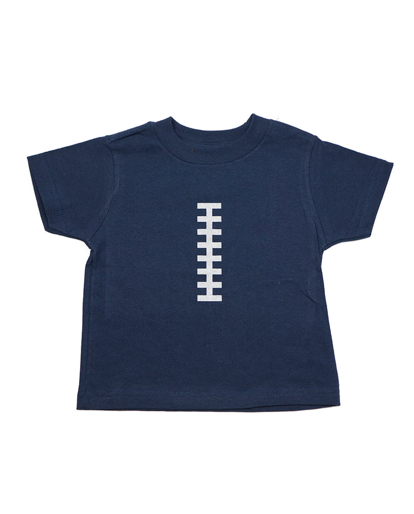 Football Navy & White Shirt