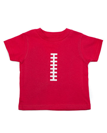 Football Red Shirt