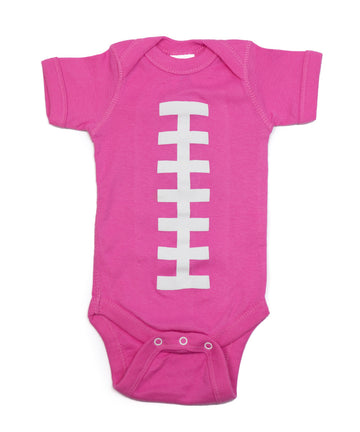 Football Shirt Pink & White by Bambino Sport