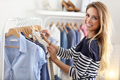 How to Buy Wholesale Clothing for Your First Retail Shop