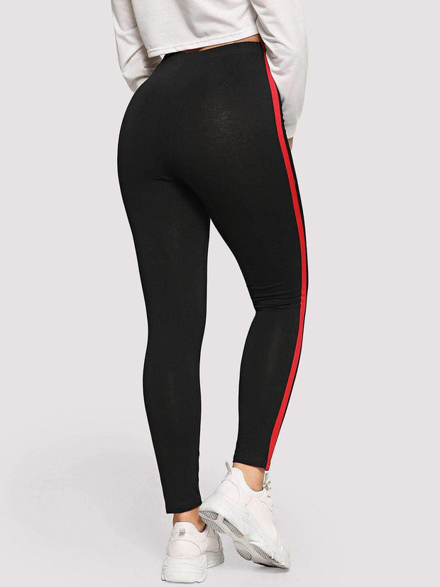 Tape Side Leggings