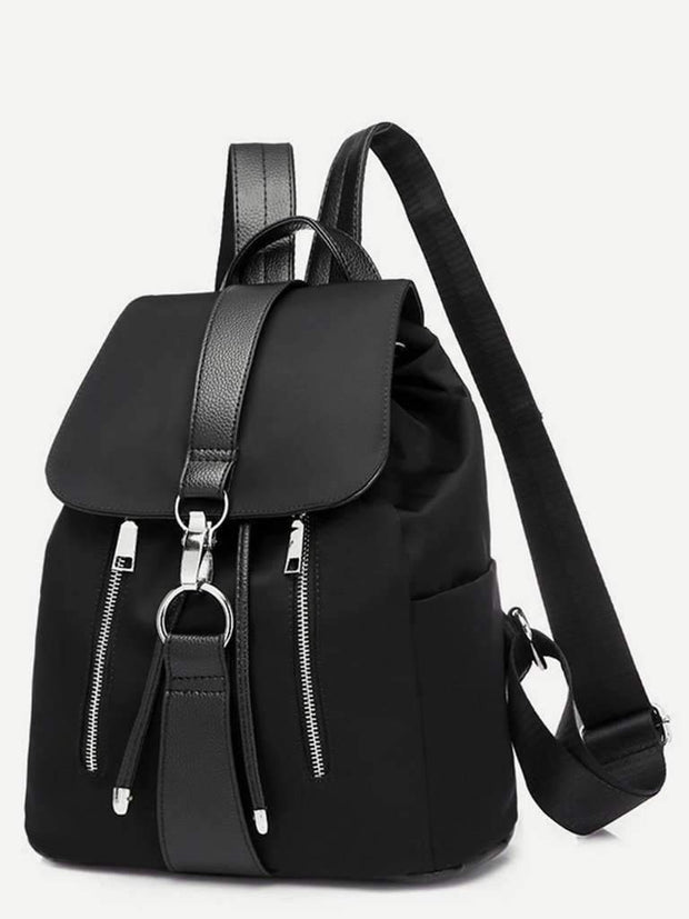 Zipper Backpack