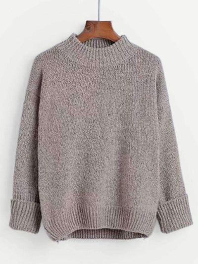 Drop Shoulder Pullover