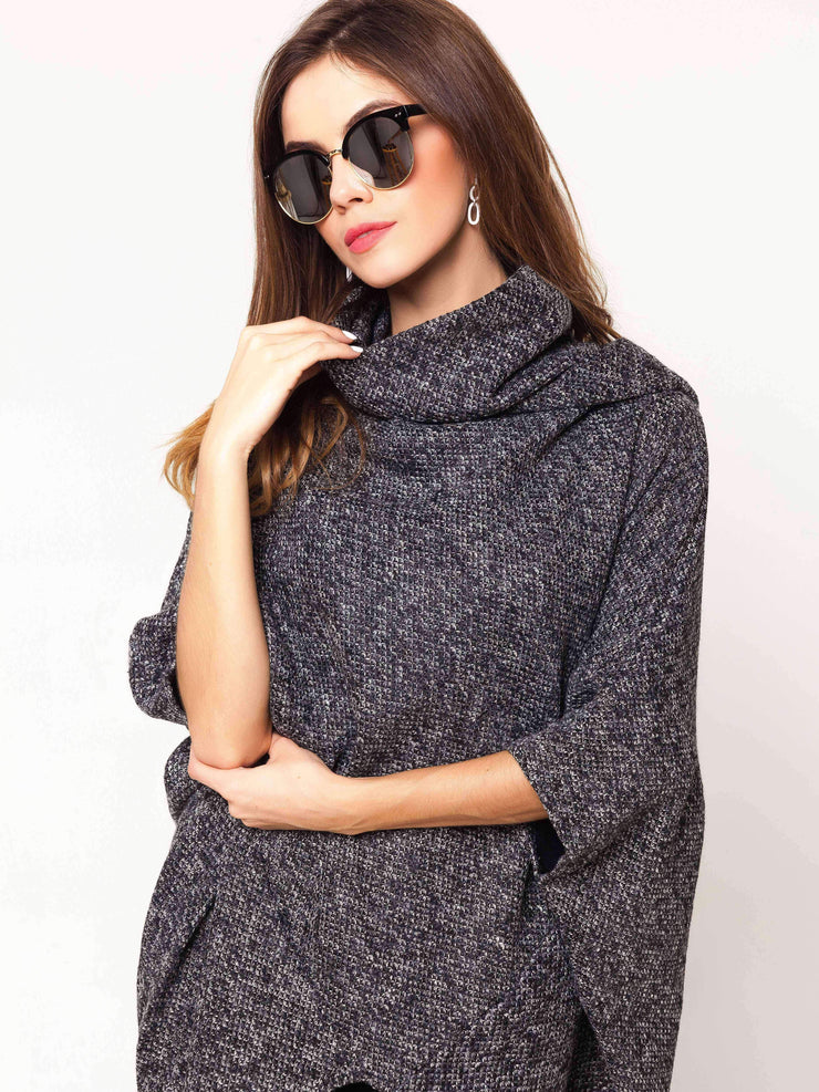 Poncho Sweater