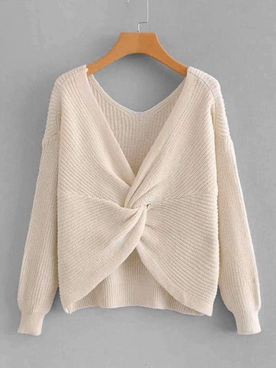 Drop Shoulder Jumper