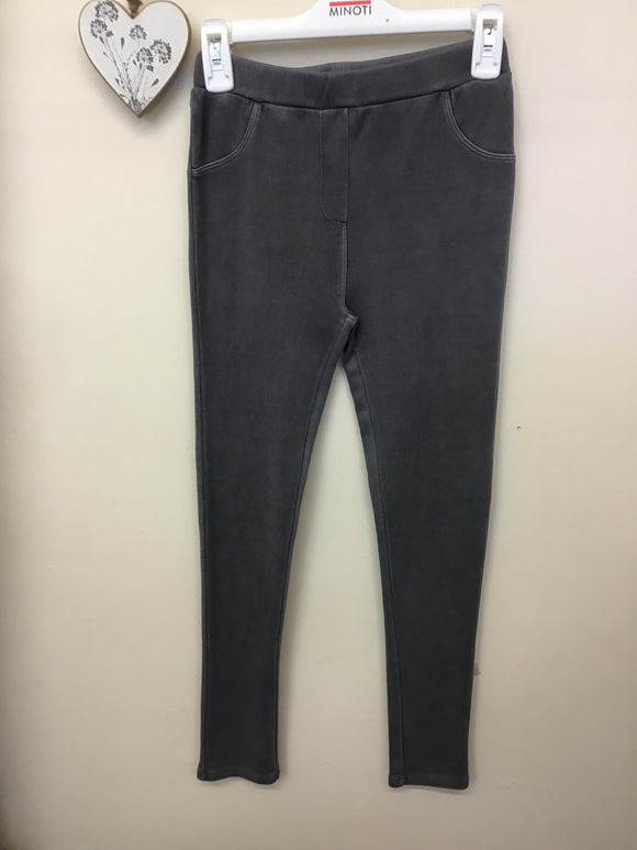 Girls Washed Jeggings (8-13 years)