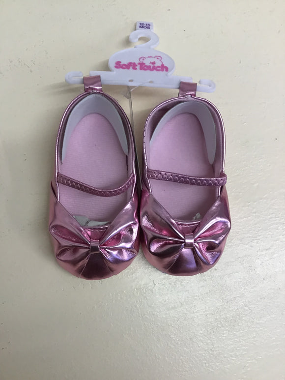 Baby Girl Pre-Walker Shoes (6-15 months)
