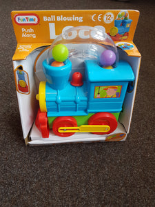 Ball Blowing Loco Toy (12 months+)
