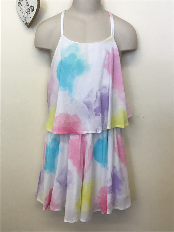 Girls Pastel Summer Playsuit (9-13 years)