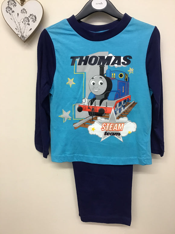 Toddlers Boys Thomas Tank Pyjamas ( 1.5-3 years)