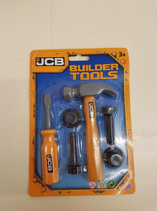 JCB Toy Toolset (3 Years+)