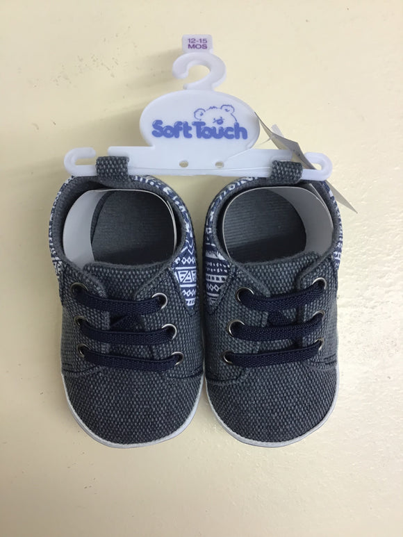 Baby Boys Pre-Walker Shoes (6-15 months)