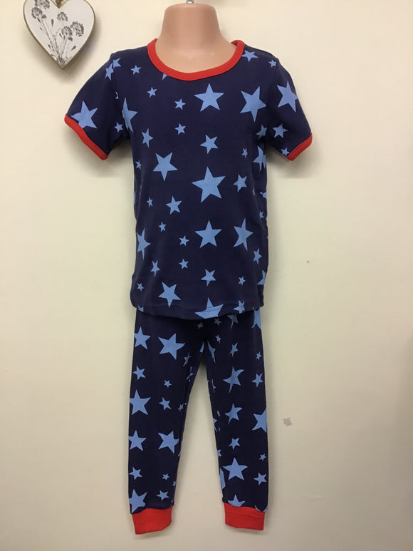 Boys Star Pjs (3-8 years)