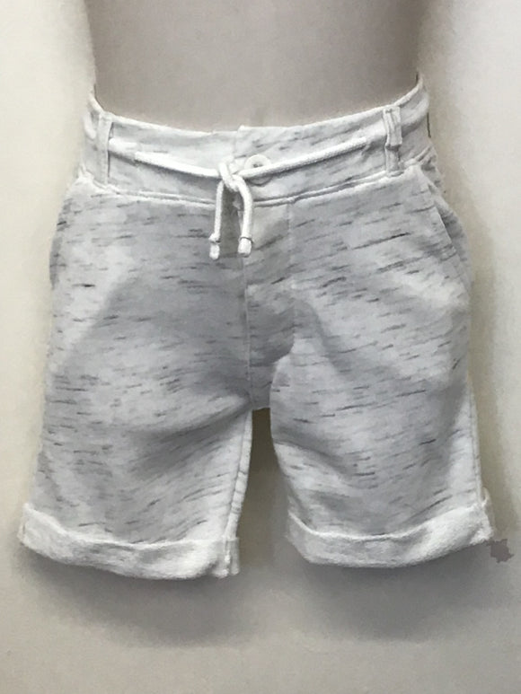 Boys Slub Fleece Shorts (3-8 years)