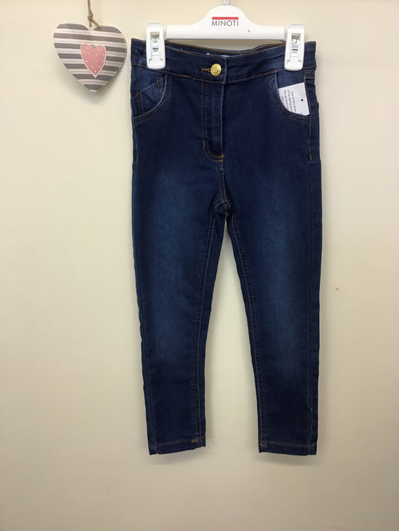 Mid Blue Skinny Jeans (3-8 Years)