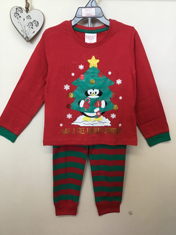 Christmas Unisex Pyjamas (2-6 years)