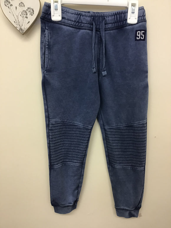 Boys Biker Style Joggers (3-8 Years)