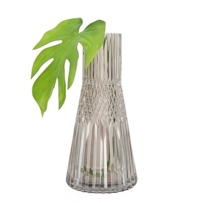Vitrum Tapered Glass Vase