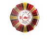 Stainless Steel Wind Spinner - Fire Department
