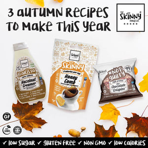 3 Autumn Recipes To Make This Year | theskinnyfoodco