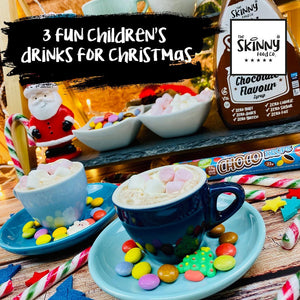 3 Fun Children's Drinks for Christmas! | theskinnyfoodco