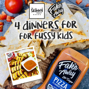 4 Dinners For Fussy Kids | theskinnyfoodco