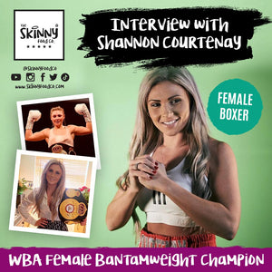 An Interview with Shannon Courtenay | theskinnyfoodco