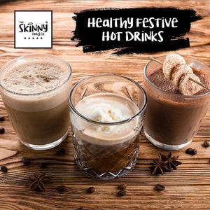 BLOG - HEALTHY VERSIONS OF DELICIOUS FESTIVE HOT DRINKS | theskinnyfoodco