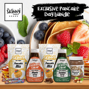 Brand New Pancake Day Bundle! | theskinnyfoodco