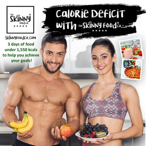 Calorie Deficit with The Skinny Food Co! | theskinnyfoodco