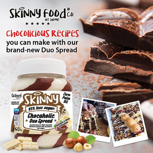 Chocolicious Recipes You Can Make With Our Brand-New Duo Spread | theskinnyfoodco