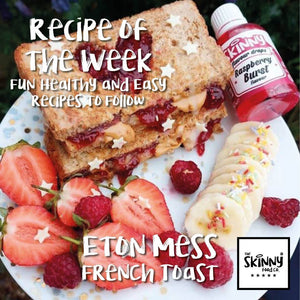 Eton Mess French Toast | theskinnyfoodco