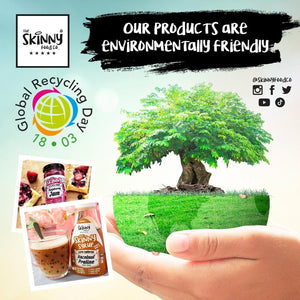 Global Recycling Day 2021 | theskinnyfoodco