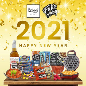 Happy New Year! Here's to 2021! | theskinnyfoodco