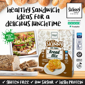 Healthy Sandwich Ideas For a Delicious Lunchtime | theskinnyfoodco