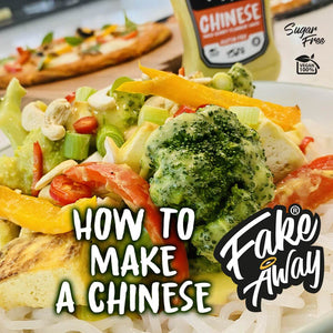 How To: Chinese Curry & Noodles | theskinnyfoodco