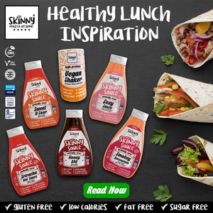 Inspiration for a Healthy Lunch | theskinnyfoodco
