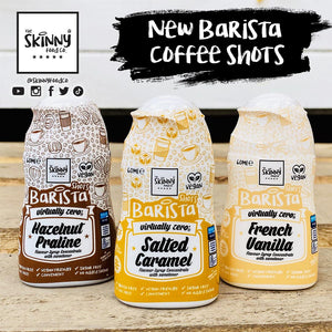 NEW Barista Coffee Shots! | theskinnyfoodco