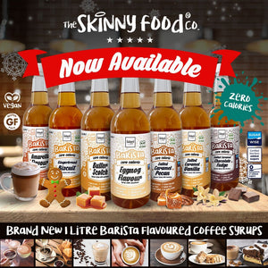 New Product Launches! | theskinnyfoodco