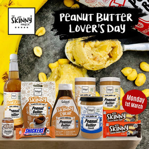 Peanut Butter Lover's Day | theskinnyfoodco