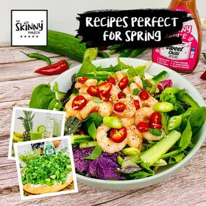 Recipes Perfect for Spring! | theskinnyfoodco