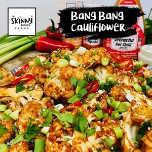 Skinny Bang Bang Cauliflower | theskinnyfoodco