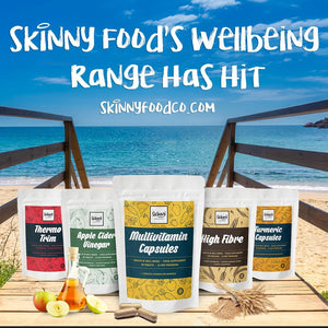Skinny Food's Wellbeing Range Has Hit | theskinnyfoodco