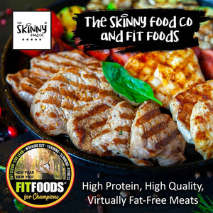 Skinny Food Co un Fit Foods theskinnyfoodco