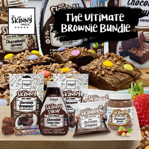 The Ultimate Brownie Bundle | theskinnyfoodco