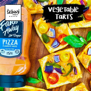 Vegetable Tarts | theskinnyfoodco