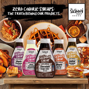Zero Calorie Syrups: The Truth Behind Our Products | theskinnyfoodco