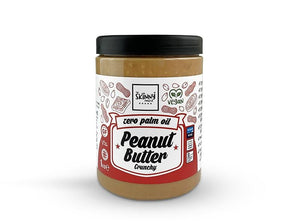 100% Pure Peanut Butter - CRUNCHY 1KG - theskinnyfoodco