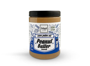 100% Pure Peanut Butter - Smooth 1KG - theskinnyfoodco